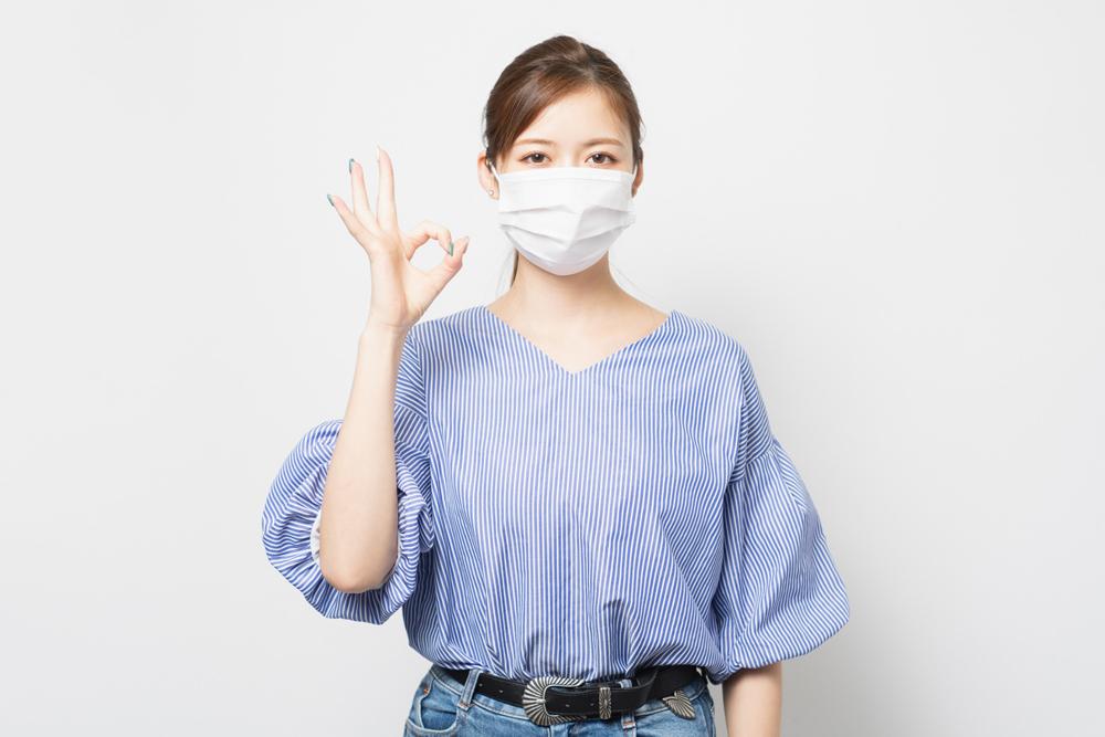マスクをしよう